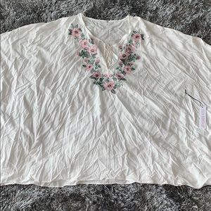 Swimsuit cover up, never worn
